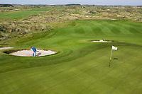 TEXEL - De Cocksdorp.  - hole 12.  Golfbaan De Texelse. COPYRIGHT KOEN SUYK