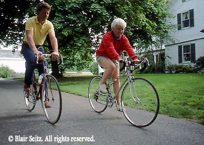 Bicycling, Pennsylvania, Outdoor recreation, Biking in PA Husband and Wife Bike for Exercise and Fun, Lancaster, PA