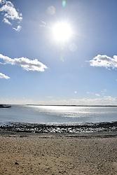 Canvey Island, Essex UK - Concord Beach
