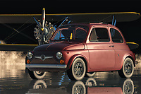 If you are an enthusiast of classic Italian sports cars, then you must consider the Fiat Abarth 595 from 1968. This car may be a long time old, but if you love the past, you love this car. The styling is traditionally Italian, often opposed to other models from other countries, and so easily recognizable; after all, the Fiat 500 seems almost sympathetic to its purpose, and everyone loves it. However, the Fiat Abarth 595 isn't quite a typical Italian sports car; it's different.<br /> <br /> Many think that it's a scaled-up version of the Fiat 500, but it's actually nothing of the sort. This means that while the Fiat Abarth 595 from 1968 can be a great deal smaller than its modern day equivalent, it still has everything that a sports car should have. It features a lightweight engine, and manual transmissions have always been a standard in any Abarth model since they were introduced in the US, meaning that any American living in the twenty-first century will have the pleasure of owning a classic Italian sports car, right at their fingertips.<br /> <br /> There are many variants of the Fiat Abarth 595 from 1968 available to collectors, but the most desirable are the limited editions. These are based on the general lines of the original model, but with minor variations to bring them up to modern day standards. Limited editions of the Fiat Abarth 595 from 1968 are a bit harder to find than your average collector's item, as auto makers tended to keep little production for these models, and only release a handful for sale. However, these cars are worth every penny, because of their rarity,