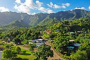 Taiohae, Nuku Hiva, Marquesas; French Polynesia; South Pacific