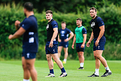 Sam Graham during week 1 of Bristol Bears pre-season training ahead of the 19/20 Gallagher Premiership season - Rogan/JMP - 03/07/2019 - RUGBY UNION - Clifton Rugby Club - Bristol, England.