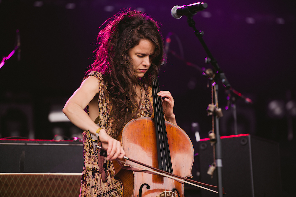 Photos of Múm performing live at Secret Solstice Music Festival 2014 in Reykjavík, Iceland. June 21, 2014. Copyright © 2014 Matthew Eisman. All Rights Reserved