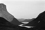 Sarek, nära gränsen mot Padjelanta. Sarek, nära gränsen mot Padjelanta