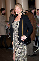 Penny Lancaster at the Only Fools and Horses The Musical 1st Birthday Party 27 Feb 2020 Theatre Royal Haymarket, London. 27 February 2020 photo by Brian Jordan