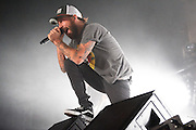 In Flames performing at the Pageant in St. Louis on November 7, 2012 in support of Lamb of God.