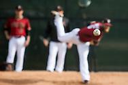 SCOTTSDALE, AZ - FEBRUARY 14: Pitches and Catcher's first workout. (Photo by Sarah Sachs/Arizona Diamondbacks)