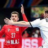 20200122 EHF Euro 2020, 4. round , Czech Republic - Germany