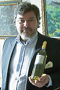 Juha Berglund, Finnish owner of Chateau Carsin, Bordeaux, France