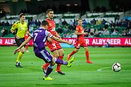 Rnd 15 Perth Glory v Adelaide United