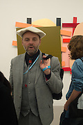 GAVIN TURK, Opening of Frieze , Regents Park, London 12 October 2015
