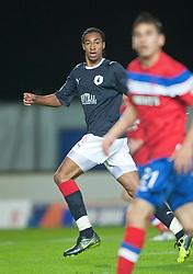 Rhys Bennett..Falkirk 3 v 2 Rangers..©Pic : Michael Schofield.