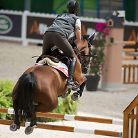 Jumping - Official Training Session
