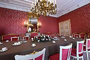 Paleis Noordeinde en Koninklijke Stallen open voor het publiek.  ////  Noordeinde Palace and Royal Stables open to the public.<br /> <br /> Op de foto / On the photo:  Puttikamer en Antichambre