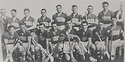 Tipperary-All-Ireland Junior Champions 1953, back from left, John Joe Callinan (selector), Sean Organ, Tom Sweeney, Mick Fogarty, Mick Doheny, Tom Foran, Son Kelly, Joe Ryan, Paddy Kenny (selector), front from left, Mick Conway, Eamonn Hayes, Frank McKenna, John Callinan, Mick Kenny (capt), Theo English, James Hannon, Tom Kennedy,
