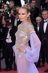 "71st Cannes Film Festival 2018, Red Carpet film ""Blackkklansman"". Pictured: Natasha Poly"
