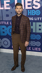 May 29, 2019 - New York, New York, United States - Adam Scott attends HBO Big Little Lies Season 2 Premiere at Jazz at Lincoln Center  (Credit Image: © Lev Radin/Pacific Press via ZUMA Wire)