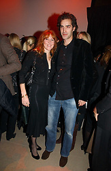 CHARLOTTE TILBURY and     at the launch party for Donna Karan's new fragrance Gold held at the Donna Karan store, 19 New Bond Street, London on 16th November 2006.<br /><br />NON EXCLUSIVE - WORLD RIGHTS