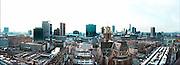 Nederland, Rotterdam, 12-2-2001Skyline van Rotterdam CentrumFoto: Flip Franssen/Hollandse Hoogte