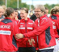 Fotball <br /> Privatlandskamp J19<br /> Fart Stadion <br /> 16.08.09<br /> Norge  v  Sverige 4-2<br /> Foto: Dagfinn Limoseth, Digitalsport<br /> Jarl Torske ,  Norge