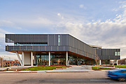 Durham Main Library | VINES Architecture | Durham, NC