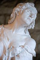 Lady Macbeth Sculpture at Elizabet Ney Museum, Austin, Texas