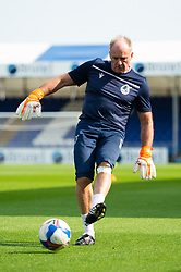 David Coles Bristol Rovers goalkeeper coach - Mandatory by-line: Dougie Allward/JMP - 19/09/2020 - FOOTBALL - Memorial Stadium - Bristol, England - Bristol Rovers v Ipswich Town - Sky Bet League One