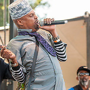 BALTIMORE United States - September 27, 2014: Fishbone performs at The Shindig, in Baltimore's historic Carroll Park