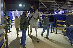 Caetano Maria, POR, Coroado<br /> Jumping Mechelen 2019<br /> © Hippo Foto - Sharon Vandeput<br /> 28/12/19