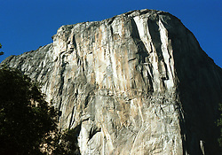Aug 15, 2002; Yosemite, CA, USA; The beautiful scenery of Yosemite National Park. El Capitan..  (Credit Image: Peter Silva/ZUMAPRESS.com)