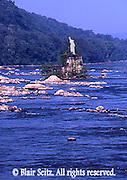 PA Landscapes, Statue of Liberty Replica, Personal Project, Susquehanna River, Dauphin Narrows, Harrisburg, PA