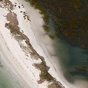 12.7.08 - Aerials of Kayak race at Wrightsville Beach, NC