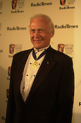 Buzz Aldrin. BAFTA Television Awards, sponsored by the Radio Times, Grosvenor House. London. 13 May 2001. © Copyright Photograph by Dafydd Jones 66 Stockwell Park Rd. London SW9 0DA Tel 020 7733 0108 www.dafjones.com