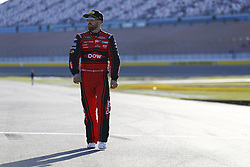 March 2, 2018 - Las Vegas, Nevada, United States of America - March 02, 2018 - Las Vegas, Nevada, USA: Austin Dillon (3) hangs out on pit road during qualifying for the Pennzoil 400 at Las Vegas Motor Speedway in Las Vegas, Nevada. (Credit Image: © Justin R. Noe Asp Inc/ASP via ZUMA Wire)