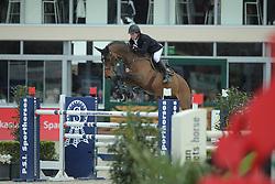 Mcmahon Eoin, (IRL), Questfinder<br /> CSI4* Qualifikation DKB-Riders<br /> Horses & Dreams meets Denmark - Hagen 2016<br /> © Hippo Foto - Stefan Lafrentz