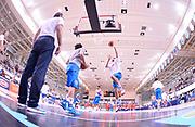 DESCRIZIONE : Trento Nazionale Italia Uomini Trentino Basket Cup Italia Austria Italy Austria <br /> GIOCATORE : Riccardo Cervi<br /> CATEGORIA : pregame before<br /> SQUADRA : Italia Italy<br /> EVENTO : Trentino Basket Cup<br /> GARA : Italia Austria Italy Austria<br /> DATA : 31/07/2015<br /> SPORT : Pallacanestro<br /> AUTORE : Agenzia Ciamillo-Castoria/R.Morgano<br /> Galleria : FIP Nazionali 2015<br /> Fotonotizia : Trento Nazionale Italia Uomini Trentino Basket Cup Italia Austria Italy Austria