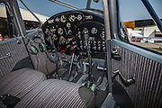 Interior of the Grand Champion of the 2014 Hood River Fly-In at WAAAM, a Fairchild 24K.