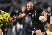 Joe Webber.<br /> All Blacks Sevens v Australia, Trans-Tasman Sevens. Eden Park, Auckland. New Zealand. Saturday 22 May 2021. © Copyright Photo: Andrew Cornaga / www.photosport.nz
