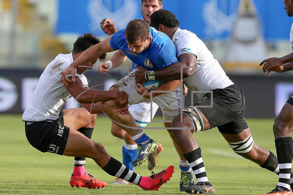 Catania 11/11/2017 Stadio Angelo Massimino<br /> Cariparma Test match 2017<br /> Italia vs Fiji