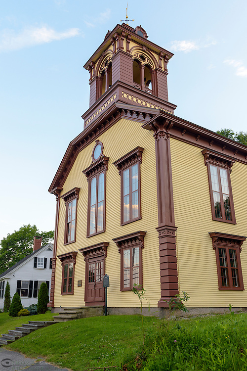 Liberty hall  in Machiasport Maine stands as a proud testimony of the first naval victory of the American Revolution. June 11 1775