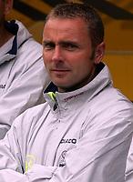 Photo: Paul Thomas.<br /> Preston North End v Manchester United. Pre Season Friendly. 29/07/2006.<br /> <br /> Paul Simpson, Preston manager.