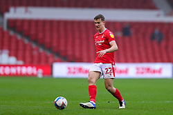 Ryan Yates of Nottingham Forest  - Mandatory by-line: Nick Browning/JMP - 29/11/2020 - FOOTBALL - The City Ground - Nottingham, England - Nottingham Forest v Swansea City - Sky Bet Championship