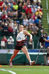 2012 USA Track & Field Olympic Trials: women's Javelin, Kara Patterson, 2nd, Olympian,