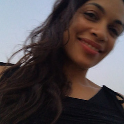"""Rosario Dawson releases a photo on Instagram with the following caption: """"#FullCircleFestival Happy New Year 2019 Accra, Ghana"""". Photo Credit: Instagram *** No USA Distribution *** For Editorial Use Only *** Not to be Published in Books or Photo Books ***  Please note: Fees charged by the agency are for the agency's services only, and do not, nor are they intended to, convey to the user any ownership of Copyright or License in the material. The agency does not claim any ownership including but not limited to Copyright or License in the attached material. By publishing this material you expressly agree to indemnify and to hold the agency and its directors, shareholders and employees harmless from any loss, claims, damages, demands, expenses (including legal fees), or any causes of action or allegation against the agency arising out of or connected in any way with publication of the material."""