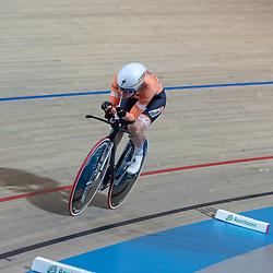 28-12-2018: Wielrennen: NK Baan: Apeldoorn<br /> Amy Pieters prolongeerd haar titel op de achtervolging bij de vrouwen