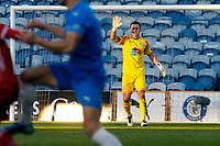 Ben Hinchliffe. Stockport County FC 0-0 Bromley FC. Vanarama National League. Edgeley Park. 5.4.21