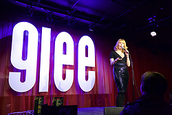 Comedian Jay Lafferty at the launch night for the Glee Comedy Club in Glasgow. Pic copyright Terry Murden @edinburghelitemedia