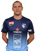 Ludovic GAMBOA - 10.10.2014 - Portrait Officiel Le Havre -<br /> Photo : Emmanuel Lelaidier / HAC / Icon Sport