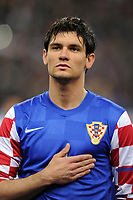 FOOTBALL - FRIENDLY GAME 2010/2011 - FRANCE v CROATIA - 29/03/2011 - PHOTO FRANCK FAUGERE / DPPI - DEJAN LOVREN (CRO)