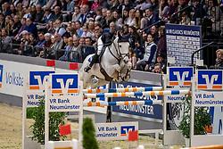 Diederichsmeier Mylene, GER, Cintia<br /> Grand Prix Jumping<br /> Neumünster - VR Classics 2019<br /> © Hippo Foto - Stefan Lafrentz